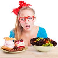 Влияние гликемического индекса на аппетит и переедание