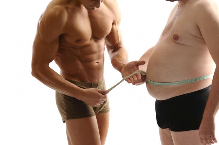Лишний вес или лишний жир? Что такое «эффект плато»